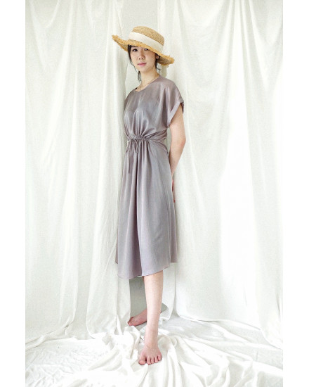 Hammock Dress in Charcoal (Pre Order 8 June)