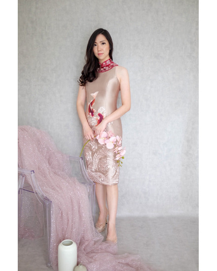 Yīn Dress (Pre Order 14 Working Days)