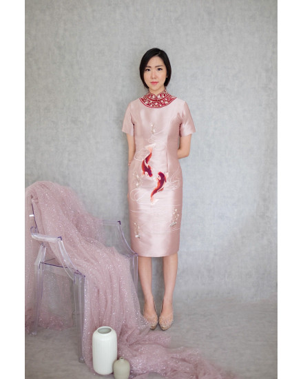 Huān Dress (Pre Order 14 Working Days)