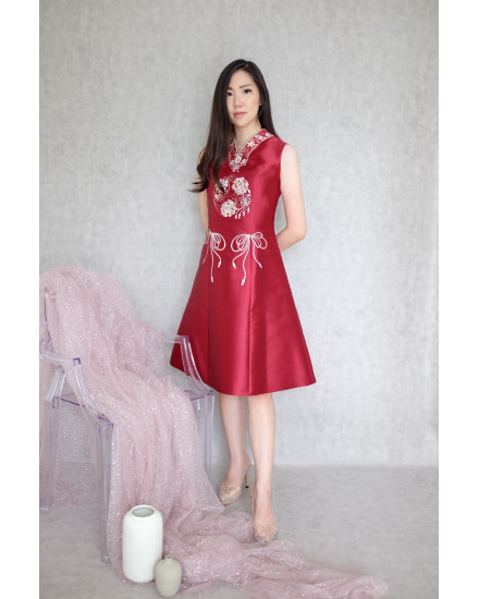 Ruì Dress (Pre Order 14 Working Days)